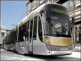 FLEXITY Outlook Foto: Bombardier