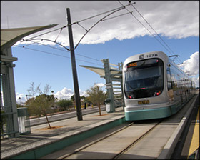 Phoenix Valley Metro Light Rail